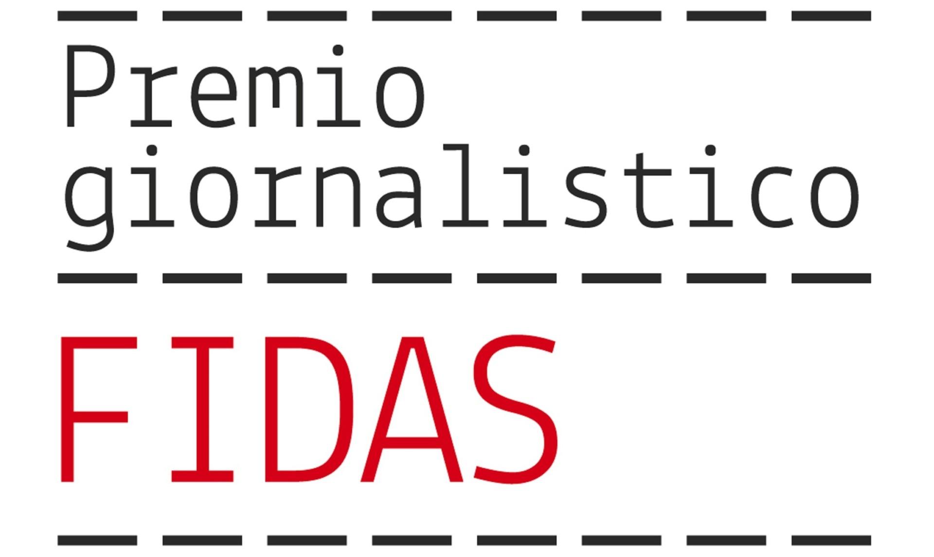 """IX edizione del Premio giornalistico """"FIDAS-Isabella Sturvi"""""""
