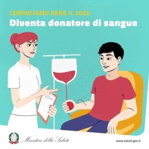"""L'appello del Ministro Speranza: """"Donare il sangue vuol dire salvare la vita"""""""